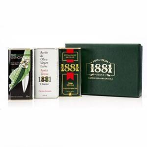 Pack Especial Aceite de Oliva Virgen Extra 1881
