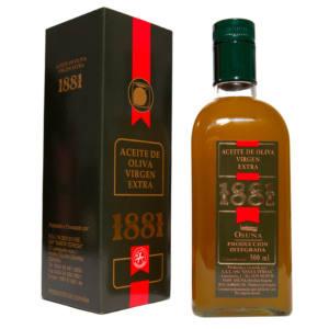Aceite de Oliva Virgen Extra 1881 - 500 ml