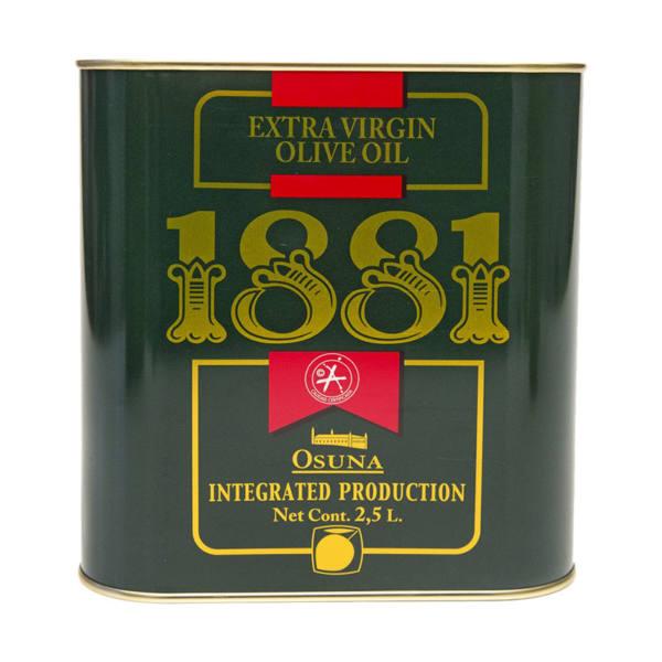 Aceite oliva virgen extra 1880 25L